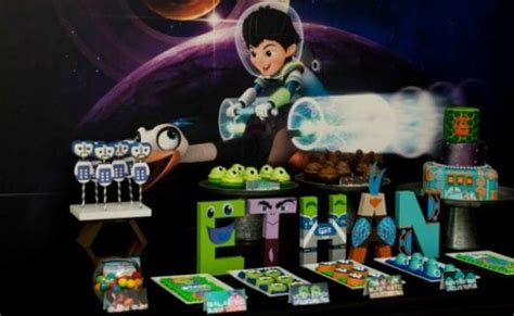 A Miles From Tomorrowland Inspired  Ee  Boy Ee  S  Ee  Birthday Ee    Ee  Party Ee