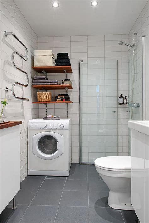 renoverat badrum med tvaettmaskintorktumlare save water