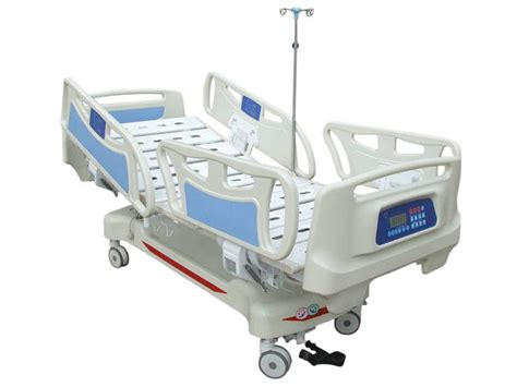 full electric hospital bed luxury full electric medical hospital icu bed sickbed for elderly