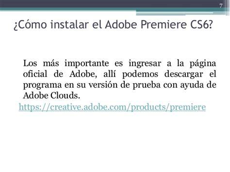 adobe premiere cs6 descargar hacer un quot draw my life quot con adobe premiere