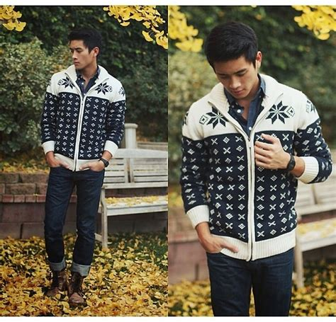 Murah Sweater Murah Sweater Wanita Anti You Navy goodsouls snowflake cardigan sweater
