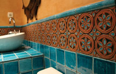 Handmade Bathroom Tiles - handmade tiles by g ceramica