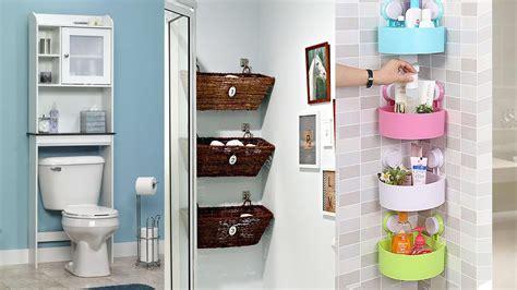 ikea small bathroom storage ideas youtube