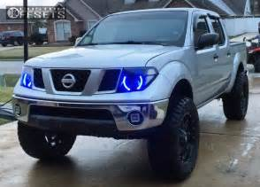 Nissan Frontier Spacer Lift Wheel Offset 2006 Nissan Frontier Aggressive 3 5