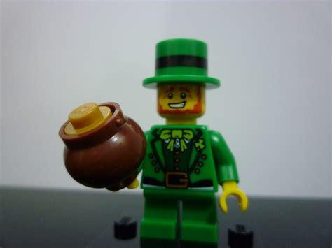 Lego Minifigure Leprechaun lego minifigures series 6 review part 1