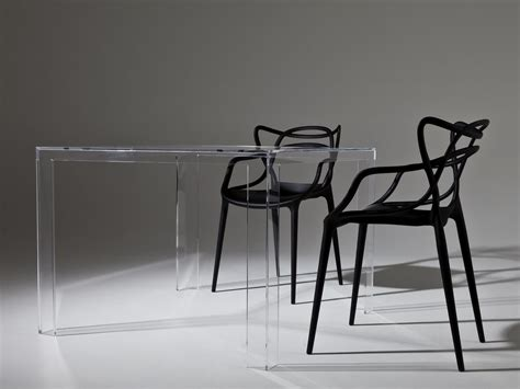 Buy The Kartell Invisible Dining Table At Nest Co Uk Kartell Dining Table