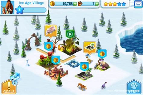 download game android ice age village mod ice age village mod apk 3 3 1k mod money android game