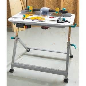 wolfcraft 174 folding router table 137404 power tools at
