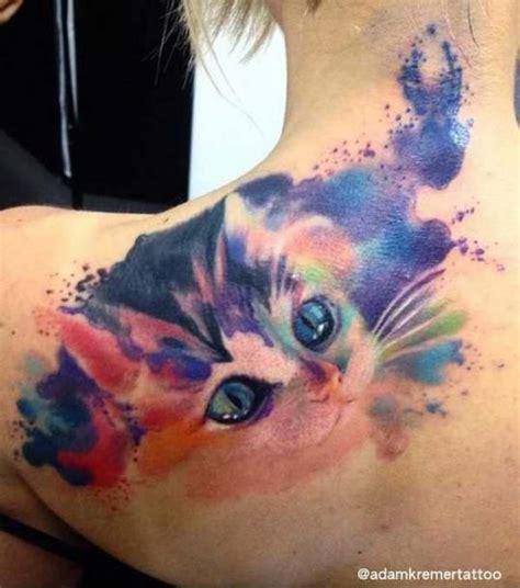 cute  lovely cat tattoos ideas  cat lovers