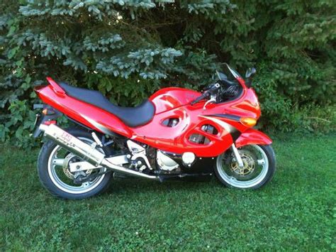 2000 Suzuki Katana 600 Specs 2000 Suzuki Katana 600 For Sale On 2040motos