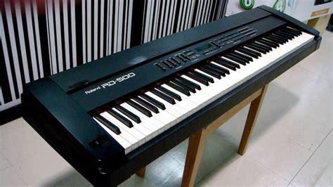 Keyboard Roland Rd 500 king bekasi digital piano roland rd 500 made in japan kondidi 90