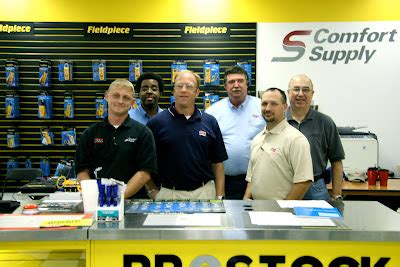 comfort supply's blog by clay blevins: june 2012