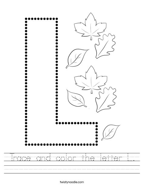 tracing and coloring heartfelt holidays an tracing and coloring book for the holidays books trace and color the letter l worksheet twisty noodle