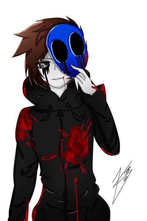 imagenes de jack sin ojos eyeless jack anime render by cristinamedrano on deviantart