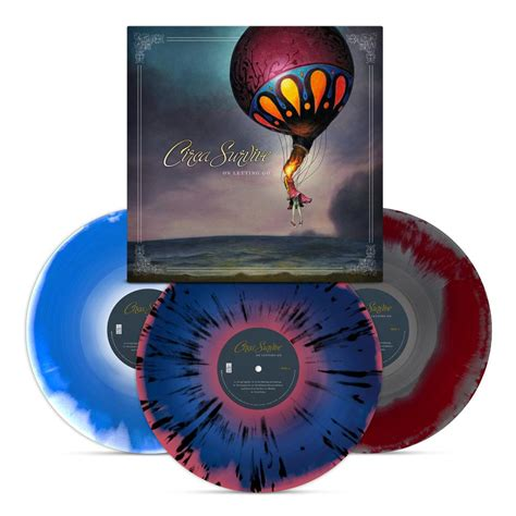 Merchnow Gift Card - on letting go deluxe vinyl 3xlp evr0 merchnow your favorite band merch music