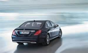 Mercedes S350 2014 Car And Driver