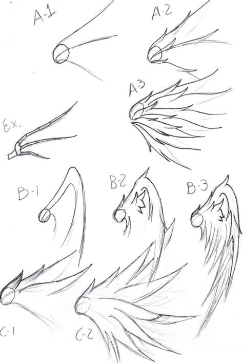 doodle drawing tips wing drawing tips by freddyfrijolero on deviantart
