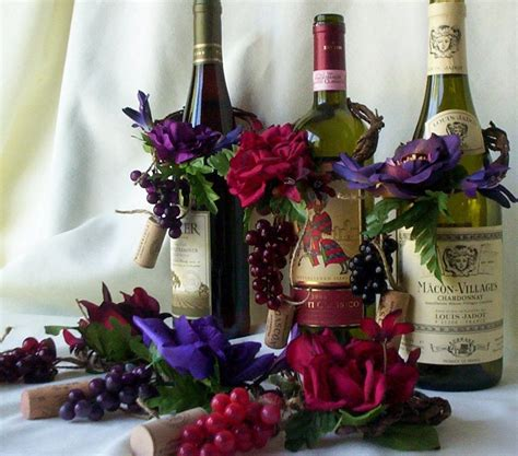 beautiful wine 31 beautiful wine bottles centerpieces for any table