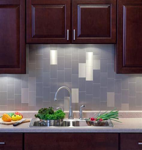 tin tiles for backsplash aspect peel and stick metal