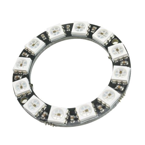 16 Bits 5050 Rgb Module By Isee 12 bit rgb led ring ws2812 5050 rgb led integrated
