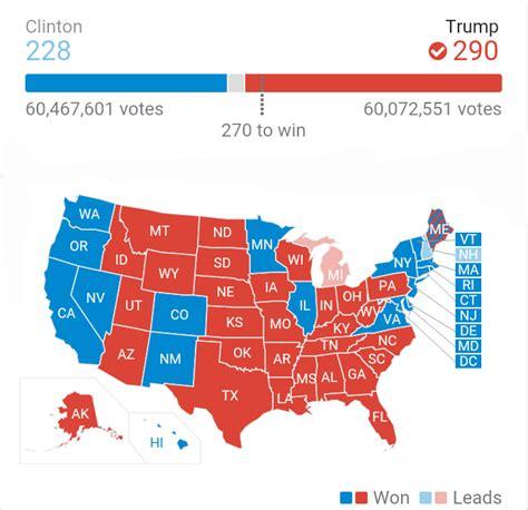 map usa republic 트럼프 당선은 미국패권붕괴의 전조 자주시보
