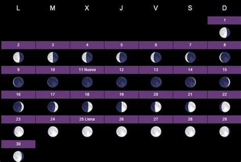Calendario Lunar Noviembre 2015 El Calendario Lunar 2016 Para Huerto Y El Jard 237 N