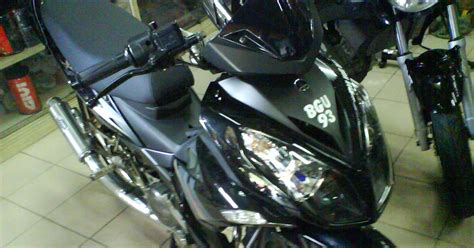 Modification Lc135 by Motomalaya Yamaha Lc135 Modification With X1r Coverset