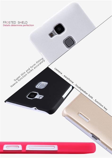 Huawei Y5 Ii Clear Anti Fingerprint Protective Nillkin Antigores nillkin frosted shield matte cover for huawei
