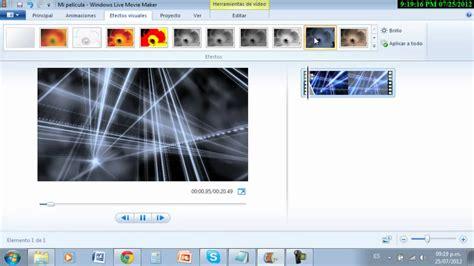tutorial hacer video windows movie maker como hacer un intro en windows live movie maker funnydog tv