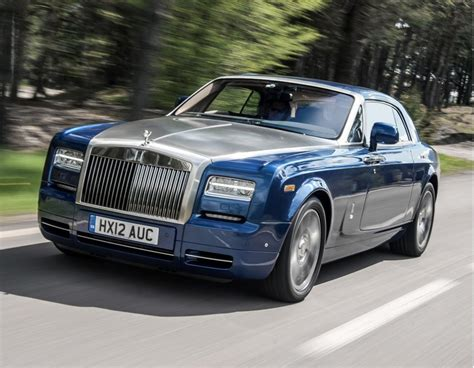 2013 Rolls Royce Phantom 2013 Rolls Royce Phantom Coupe Pictures Photos Gallery