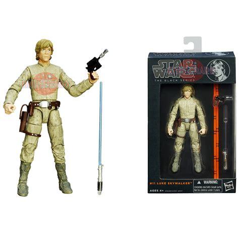 figure 6 inch wars black series 3 luke skywalker 6 quot inch figure