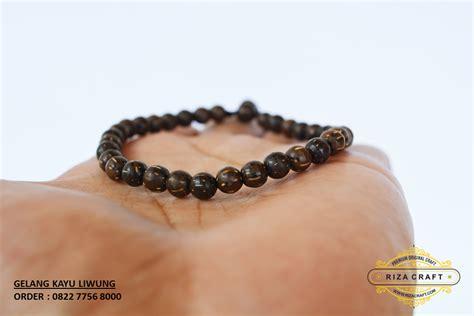 Riza Craft Stigi Laut Tasbih Kayu gelang kayu liwung macan asli 171 jual gelang tasbih batu