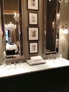 guest bathroom ideas decor glamorize rooms with mirrors