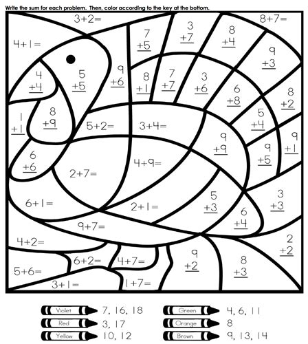 Grade 6 Coloring Pages by Easy Thanksgiving Coloring And Activities Pages For