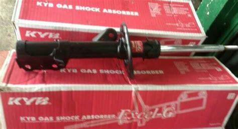 Shock Breaker Kayaba Japan Excel G Gas Avanzaxenia Blkg Spsg jual harga shock breaker kayaba excel g honda jazz lama depan 2pcs pinassotte