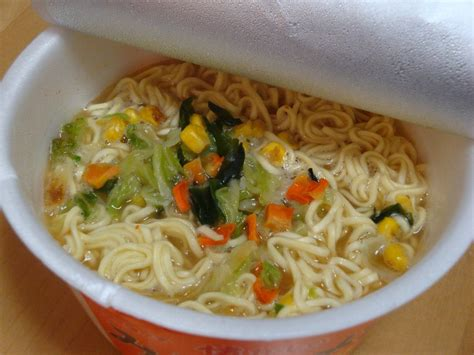 Ramen Eat this will make you think before ramen noodles