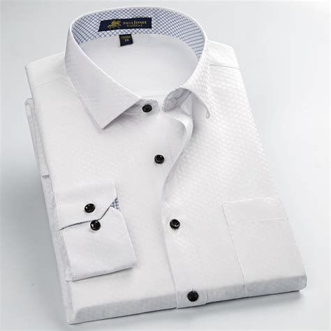 high quality mens casual classic simple design letterman high quality men s formal business dress shirts for men