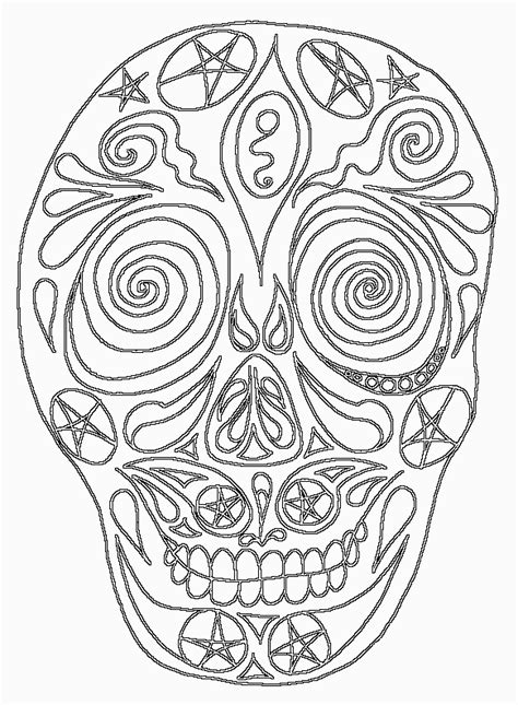 halloween coloring pages day of the dead calaveras de halloween coloring pages