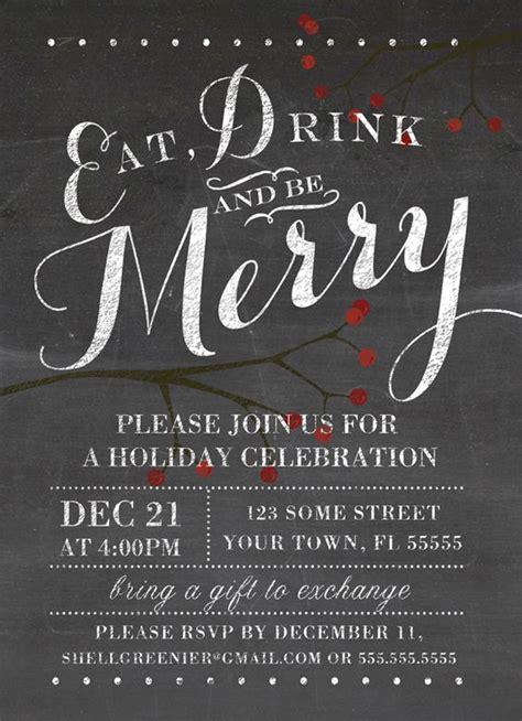 buy flyer templates invitation template winter chalkboard