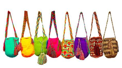 Handcraft For - multi colored eco sacs yu handcraft mochilas