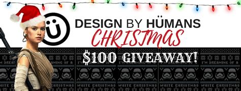 design by humans twitchcon 2017 the design by humans 100 christmas giveaway teehunter com