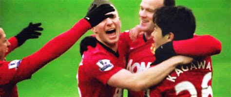 wallpaper gif manchester united manchester united javier hern 227 161 ndez gif find share on