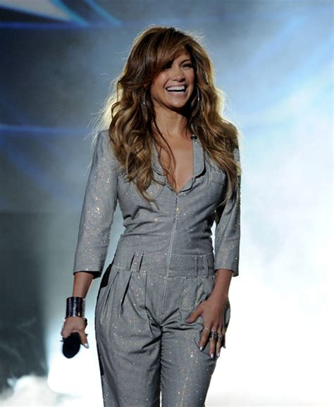 Jlo Psyched About American Idol by Idol Drama Dishes About