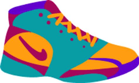 basketball shoes clipart basketball shoe drawing new calendar template site