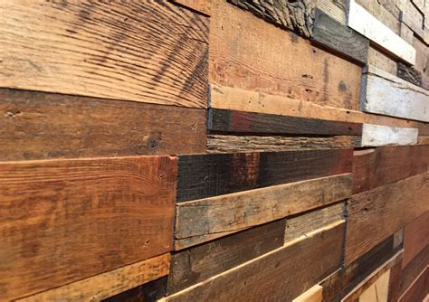 reclaimed wood vs new wood reclaimed wood flooring