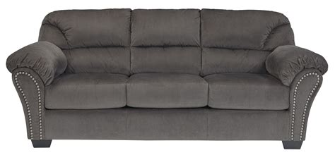 charcoal sofas kinlock charcoal sofa from ashley 3340038 coleman