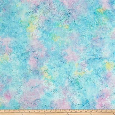 Batik Dot hoffman bali batik dot pastel discount designer fabric