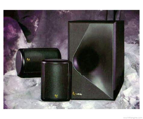 infinity micro manual  piece loudspeaker system