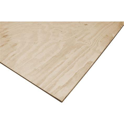 sheathing grade plywood
