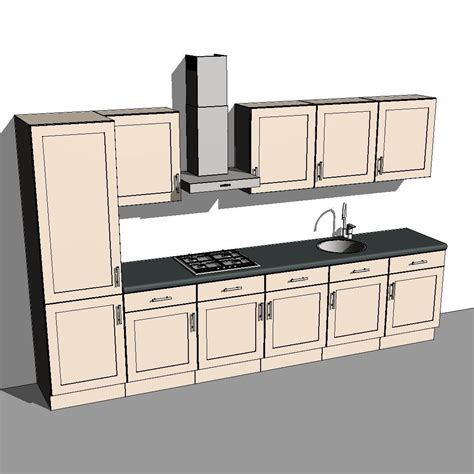 kitchen cabinet components revit kitchen cabinet components kitchen cabinet